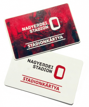 Microsoft Dynamics 365 Business Central Nagyerdei-Stadion Stadionkartya