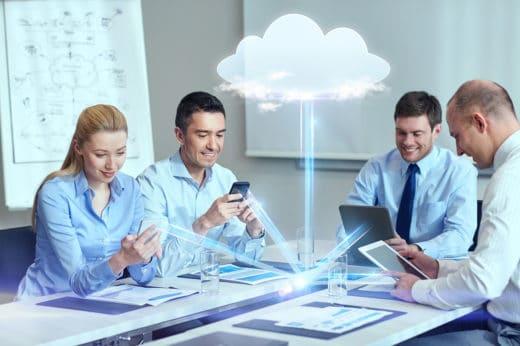 Vállalatirányítás a felhőből - a digitalizáció útján