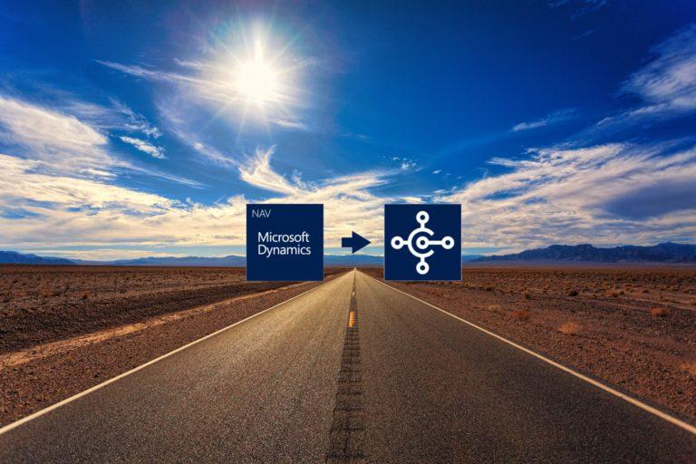 Microsoft Dynamics 365 Business Central - Nav története főkép blogcikk